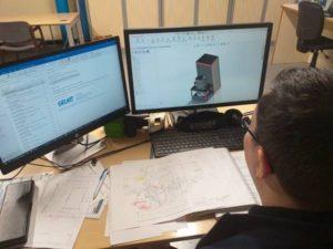 BE équipement frigorifique industriel, bureau d'étude traitement de l'air