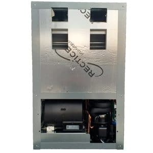 cartouche froide pour équipement frigorifique industriel