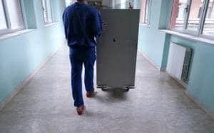fabricant de chariot frigorifique et armoire de transfert